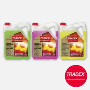 Liquides de refroidissement Tradex France